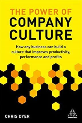 The Power Of Company CutureBookCover