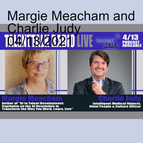 Margie Meacham and Charlie Judy 04/13/2021